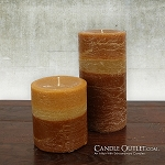 African Amber Candle