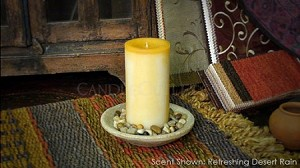 "3""x6"" Scented Pillar Candle"