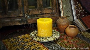 "4""x4"" Scented Pillar Candle"